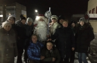 «Новогодняя ночь» в Октябрьском КДК!