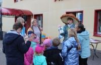 Детская познавательная программа «Грибная Пора» в Октябрьском КДК