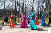 Участие на фестивале «Песоченская мозаика»!